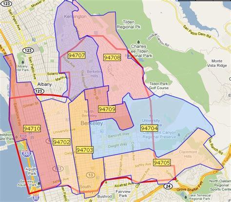 zip code maps sacramento berkeley 94703 the hottest zip code in the nation