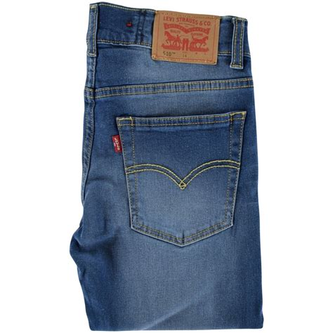 boys light wash levis junior levi boys 510 light wash