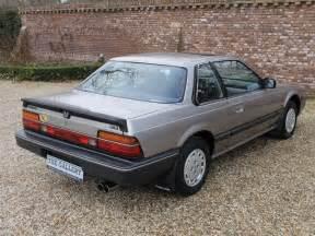 1985 Honda Prelude 1985 Honda Prelude Ex Disposable Sports Car 10 Totally