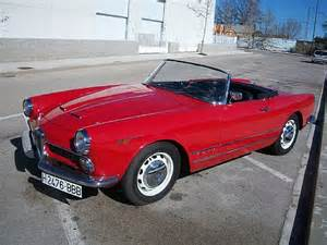 Alfa Romeo 2000 Spider For Sale 1960 Alfa Romeo 2000 Touring Spider For Sale Germany
