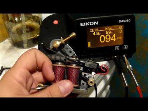 tattoo gun hook up setting up a lining tattoo machine liner machine how