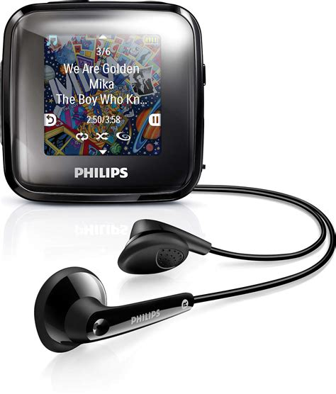 Mp3 Player Philips Gogear 980 by Mp3 Player Sa2spk04k 97 Philips