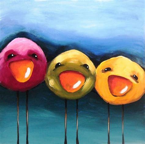 whimsical acrylic painting ideas original acrylic canvas painting on canvas paper whimsical