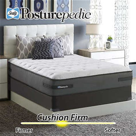 Sealy Beds And Mattresses by Sealy Posturepedic 174 Plus Series Ashton Cushion Firm King