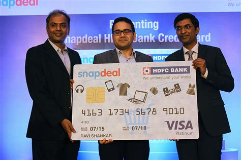 make credit card payment hdfc itvoice it magazine india 187 snapdeal and hdfc