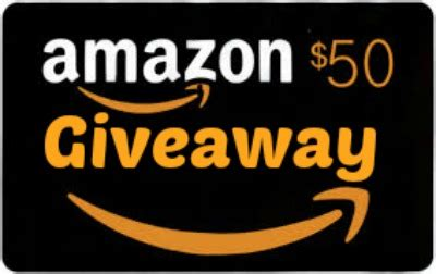 Free 50 Dollar Amazon Gift Card - win a 50 amazon gift card enter online sweeps