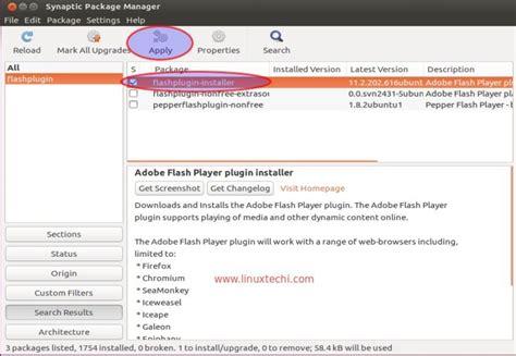 install adobe flash installing adobe flash player firefox ubuntu loadphoenix