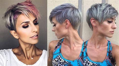 cortes de pelo corto de moda para mujeres cortes de cabello corto para mujeres jovenes 2019 cortes