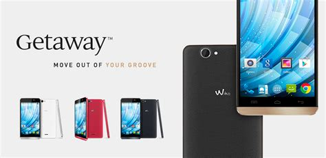 The Getaway Mobile by Wiko Mobile Getaway