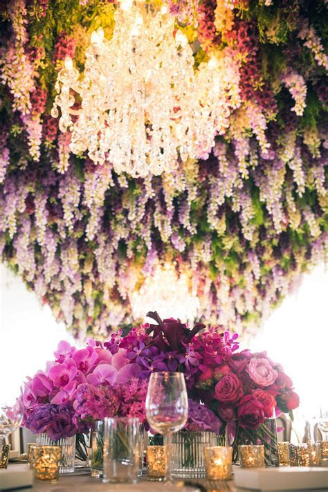 Hanging Wedding Decor   Belle The Magazine