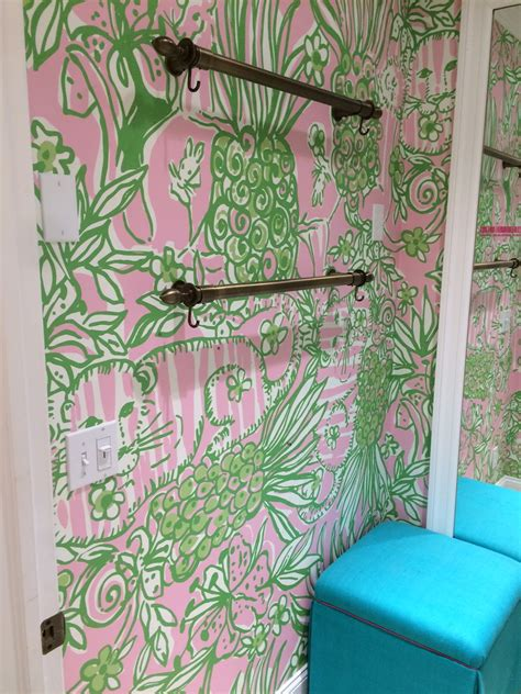 lilly pulitzer wallpaper home gallery