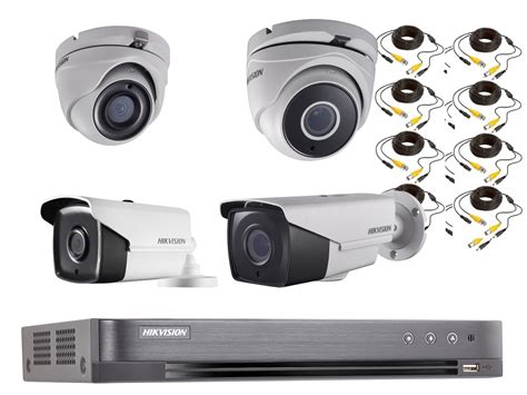 Paket Cctv 8 Ch 3 Mega Pixel Turbo Hdtvi Kamera 1 5mp hikvision turbo 4 0 hd tvi 8 channel ds 7208huhi k1