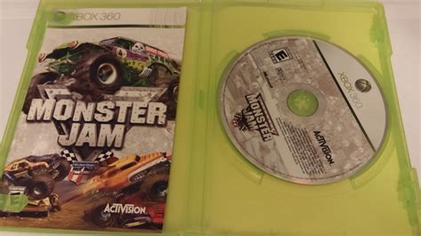 monster truck video games xbox 360 monster jam xbox 360 video games