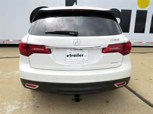 Tow Hitch For Acura Mdx 2017 Acura Mdx Trailer Hitch Curt