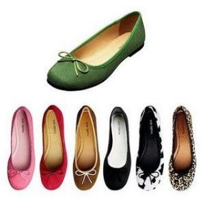 Sepatu Adidas Flat Ujung Lancip sepatu wanita flat shoes bikin til lebih trendy