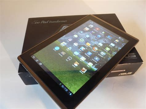 the best asus tablet asus eee pad transformer gets unboxed here s what the
