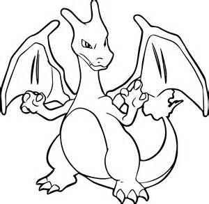 mega charizard coloring page charizard coloring pages to and print for free