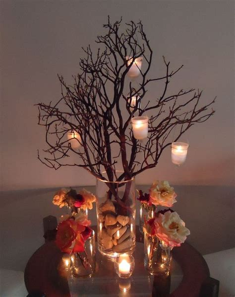 tree branches centerpieces 25 manzanita branches ideas on manzanita