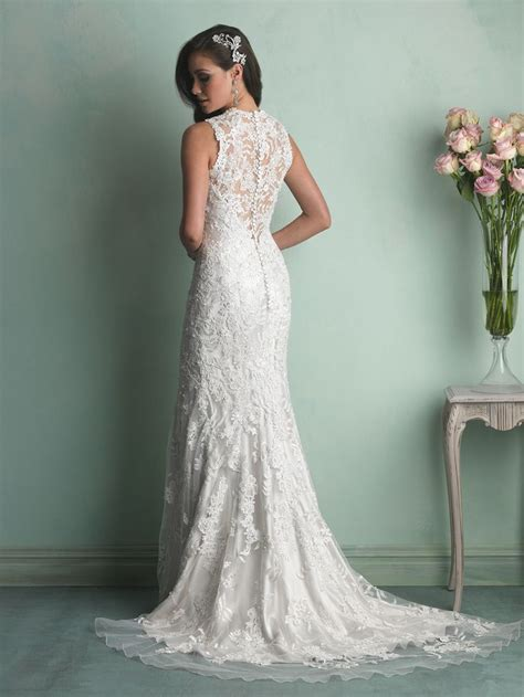 allure bridals fall 2014 collection style 9160 wedding