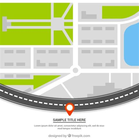 st templates map template vector free