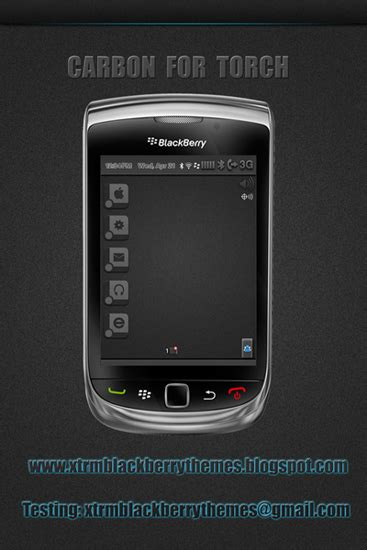 kumpulan themes blackberry 9800 carbon metal for torch 9800 themes free blackberry