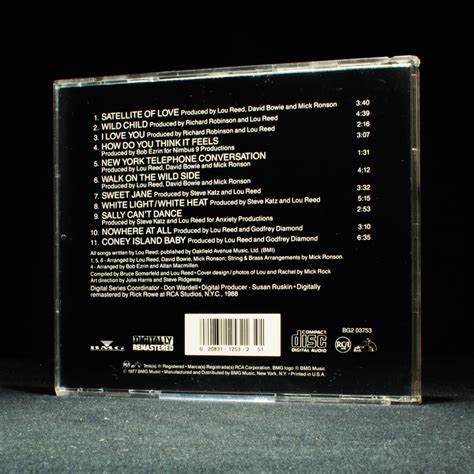 walk on the side the best of lou reed the best of lou reed walk on the side cd