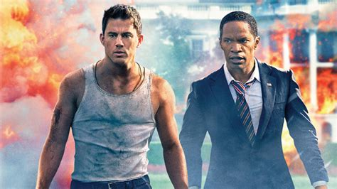 white house down watch online white house down exclusive blu ray announcement craveonline