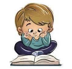 imagenes de ninos leyendo 18890784 ilustraci n de dibujos animados lindo de un