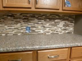 Kitchen With Mosaic Backsplash by Rsmacal Page 3 Square Tiles With Light Effect Kitchen