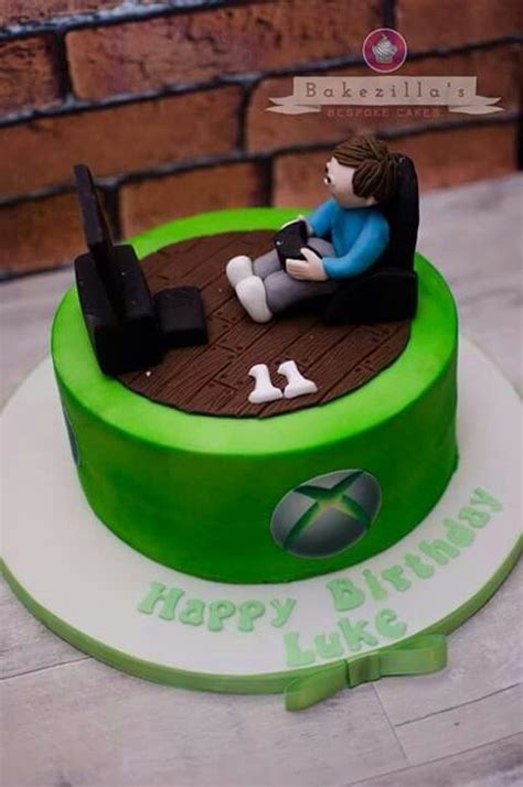 xbox themed birthday cake xbox cake birthday cake ideas pinterest xbox cake