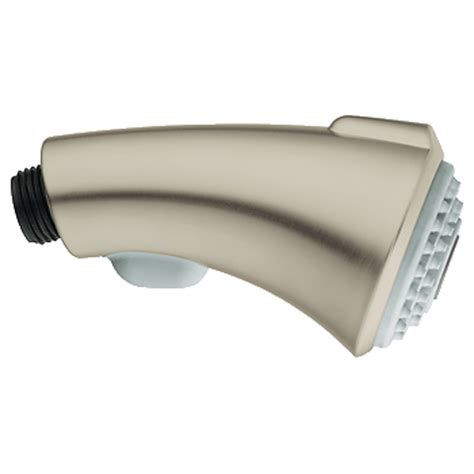 grohe pull  spray brushed nickel  shipping