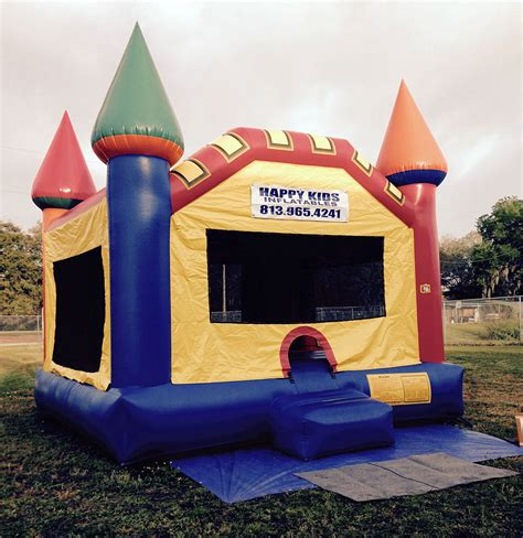 bounce house for kids bounce houses happy kids inflatables