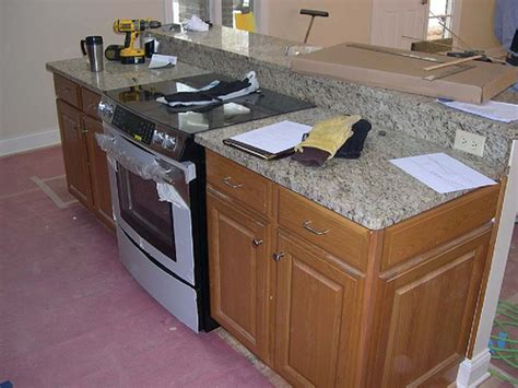 kitchen island with stove flickr photo