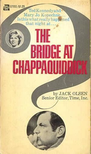 the bridge at chappaquiddick books dean of true crime