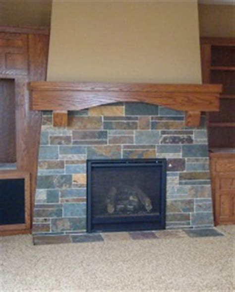 image gallery slate fireplace