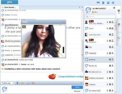 random chat chat random bate papo brasil
