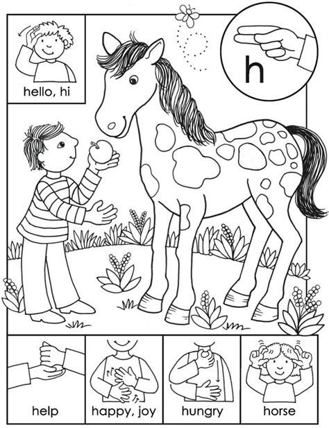 asl alphabet coloring pages coloring pages sign language alphabet free coloring pages