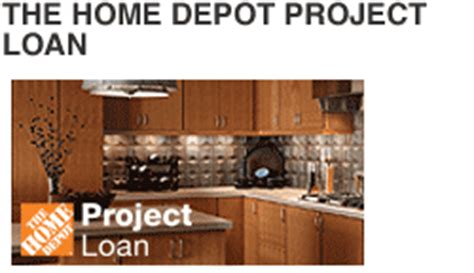 my lil budget home depot project loan review and