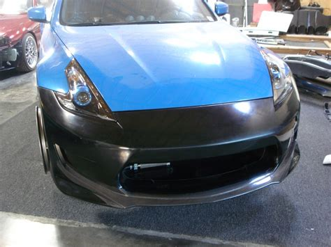 fb z motors z34 370z spec a full aero shine auto project