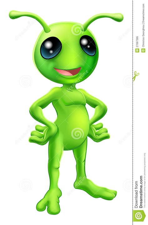 cute monster tv tropes cute green alien auto design tech