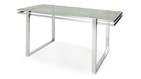 cracked glass dining table dining table cracked glass dining table