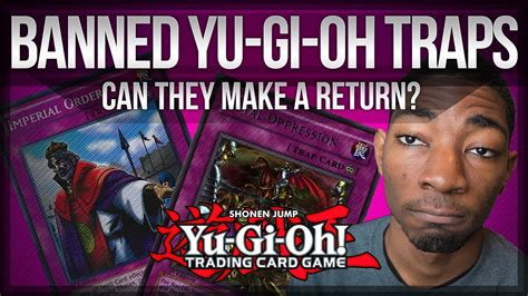 Can I Return A Gift Card - banned yu gi oh trap cards can they ever return 1080p hd youtube