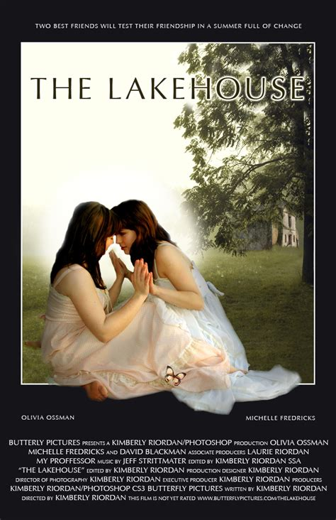 the lake house movie movie poster the lake house by glowbee on deviantart
