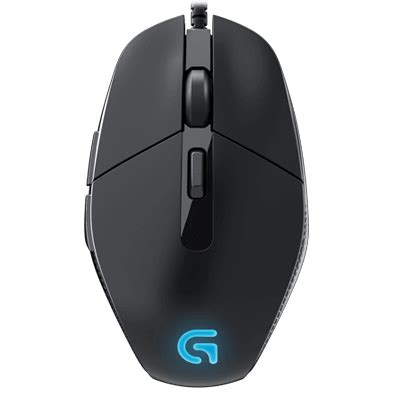 Mouse Logitech G302 daedalus prime g302 moba gaming mouse logitech