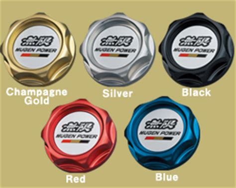 Emblem Besi Logo Mugen Power Gold Or Silver 無限 parts equipment