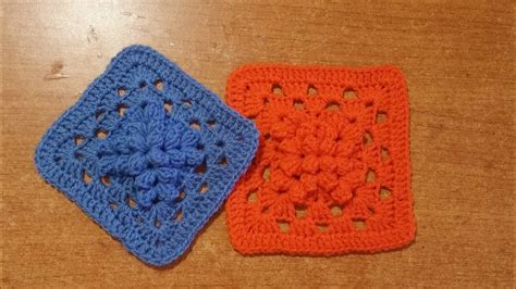 piastrelle all uncinetto tutorial piastrella all uncinetto square crochet tutorial