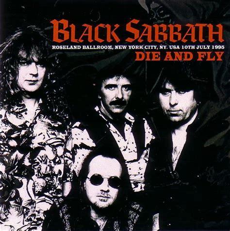 black sabbath die black sabbath die and fly 2cdr giginjapan