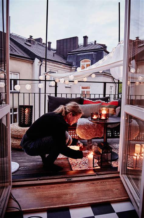 tiny ikea balcony decor ideas ikea small balcony ideas for autumn home design and interior