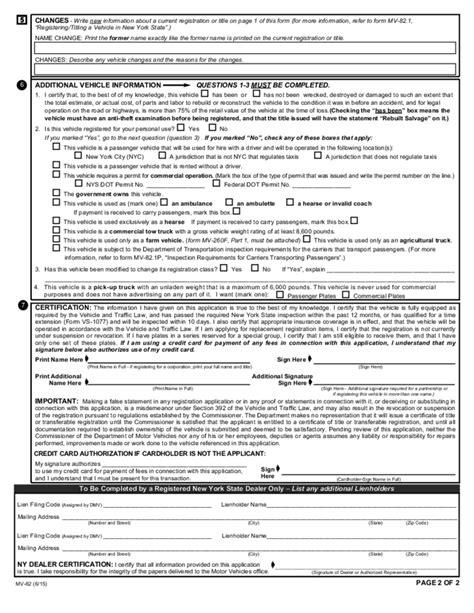 nys dmv boat registration transfer nys motor vehicle forms impremedia net