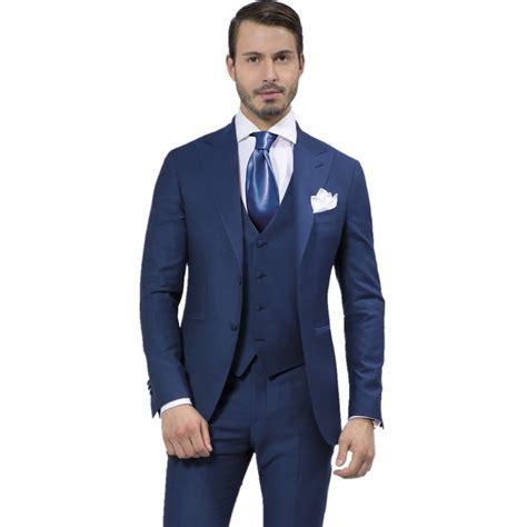 2015 Custom Made Men Suit Fashion Designer Wedding Groom